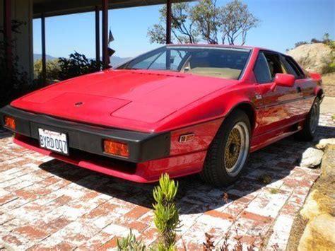 find used 1987 lotus esprit turbo hci 29000miles great 1987 lotus esprit sunroof switch repair instructions find used 1987 lotus esprit turbo hci