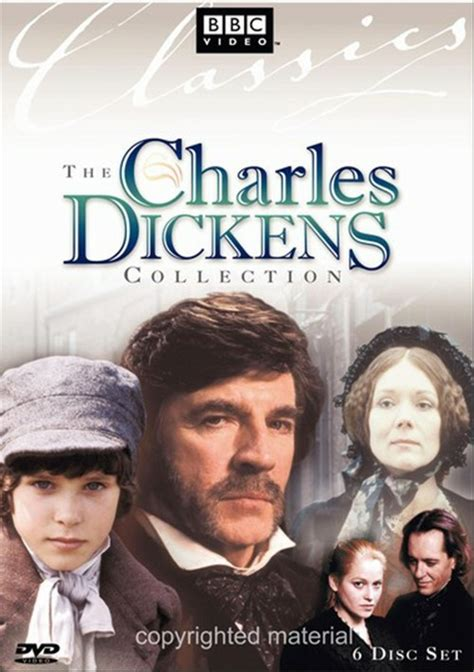 charles dickens biography dvd charles dickens collection 1 dvd 1998 dvd empire