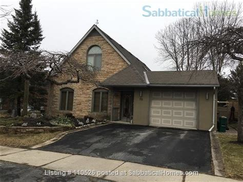 sabbaticalhomes home for rent kingston ontario canada