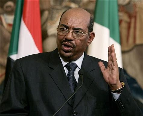 darfur genocide charge    sudans omar al