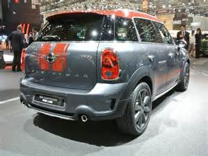 Mini Cooper Countryman 2016 2016 Mini Cooper Countryman Park Edition Unveiled