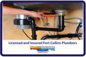 Plumbing Fort Collins by Fort Collins Plumber Plumbing Drain Water Heater
