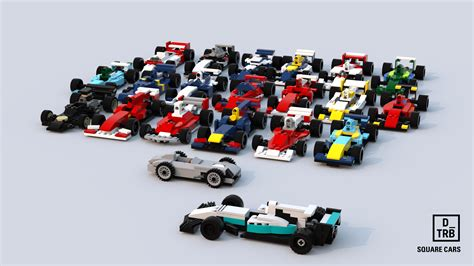 f1 lego these are the last lego f1 cars of the week the mercedes