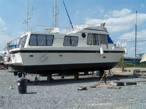 1977 Bluewater Yachts House Boat Boats Yachts For Sale