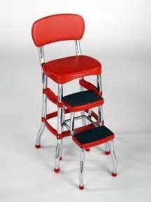 new cosco retro counter chair step stool folding
