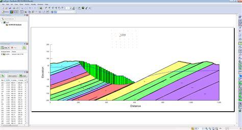 slope adalah analisa kestabilan lereng dengan slope w the baragajul
