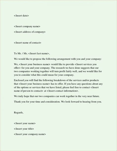 Free Business Proposal Template Word Pdf Business Template Free