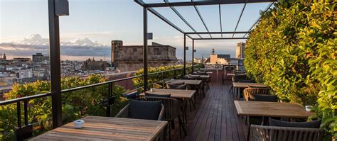 Roof Top Bars Barcelona by Hotel 1898 Barcelona 24 Hotel Direct
