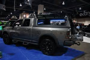 Dodge Truck Aftermarket Accessories A R E Accessories And Jose Reyna Show Custom Dodge Ram