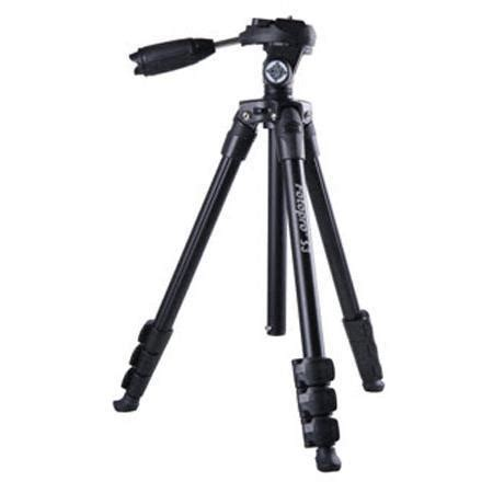 Tripod Fotopro S3 fotopro s3 4 section aluminum photo tripod with