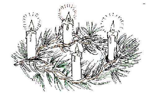 4 candele dell avvento non abbiate paura avvento