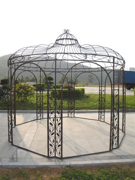 rund pavillon metall 17 best images about pergola gazebos on