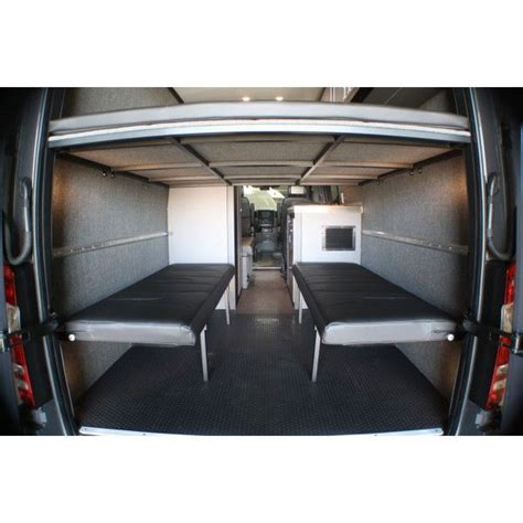 conversion van sofa bed wall mount folding sofa bench seat vans pinterest