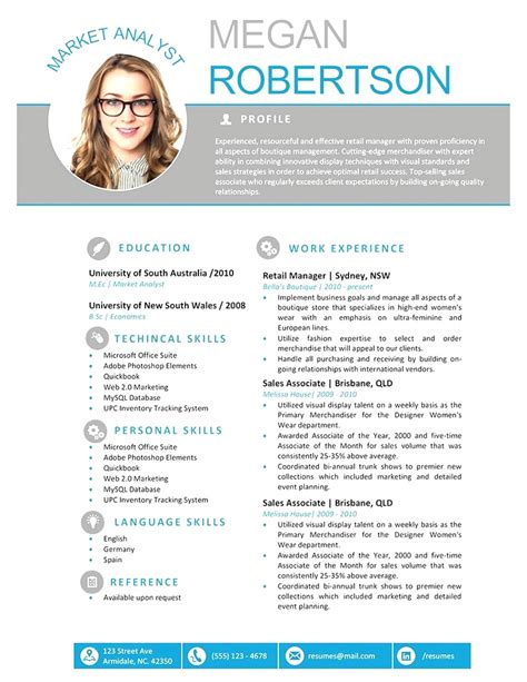 free modern resume templates word modern cv resume template free word 18 free resume