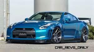 2015 Nissan Gtr 2015 Nissan Gt R Ft Vossen Vfs1