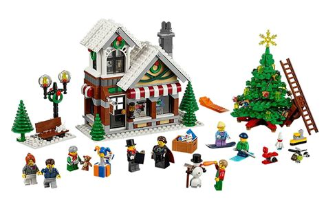 Lego Winter Shop Creator 10249 the ultimate list of lego sets part 1 the family brick