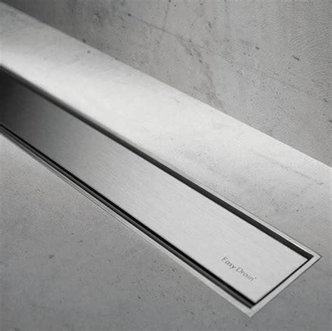 linear bathroom drain easy drain compact shower board linear shower drains