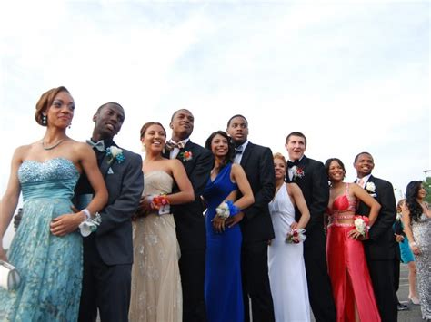 photos teaneck high school students show prom