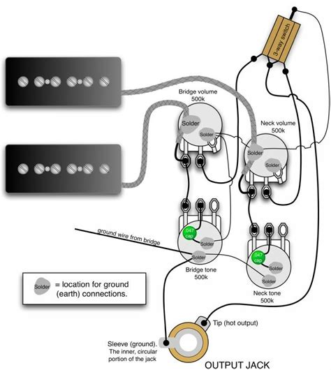 17 best images about guitar wiring diagrams on