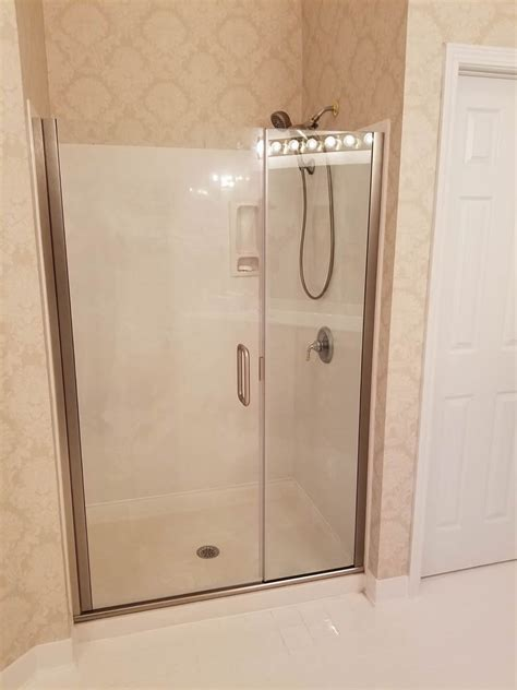atlanta semi frameless shower doors tub surrounds ga