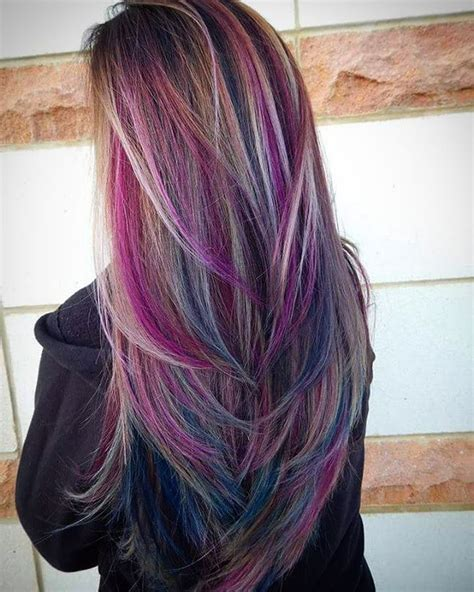 unique hairstyles and colors 1068 best hair styles i d love to have images on pinterest