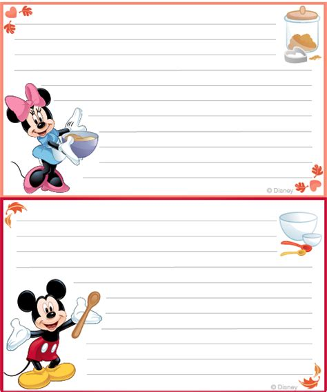 card templates for children 40 recipe card template and free printables tip junkie