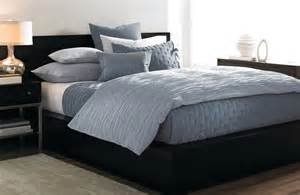 Hotel collection bedding finest waves contemporary bedroom