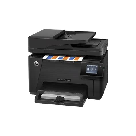 Hp Color Laserjet M177fw hp m177fw cz165a color laserjet pro multifunction
