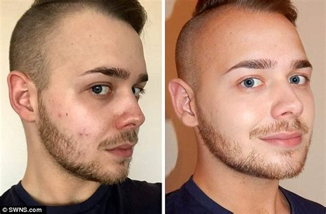 makeover tips for guys can a man pull off permanent eyebrows vlogger jake jamie