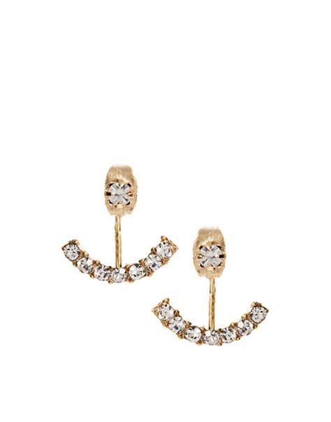 swing earrings asos limited edition swing earrings at asos