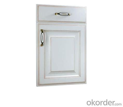 Pvc Cabinet Doors Buy Pvc Vinyl Kitchen Cabinet Door Nob002 Price Size Weight Model Width Okorder