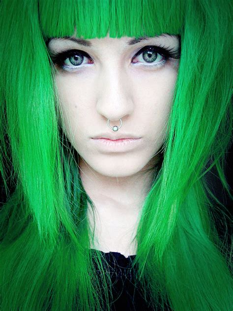 green hair color green hair dye color wigs extensions cherry ambition