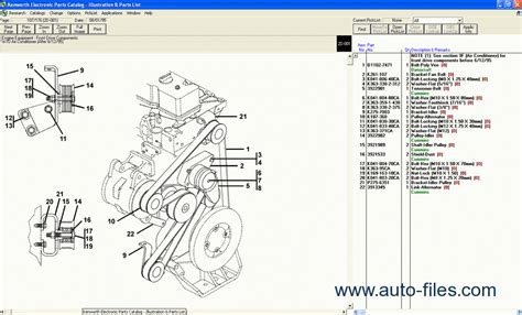 kenworth truck parts catalog kenworth spare parts catalogs download electronic parts