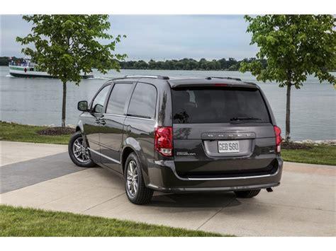 2016 Dodge Caravan Review by 2016 Dodge Grand Caravan Prices Reviews And Pictures U