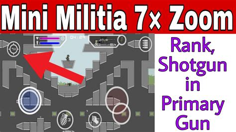 full version mini militia how to download mini militia 7 215 zoom version hindi youtube