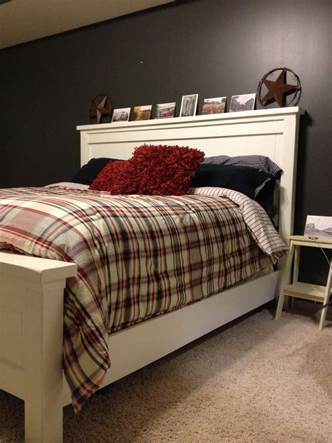 farmhouse king bed ana white king size farmhouse bed diy projects