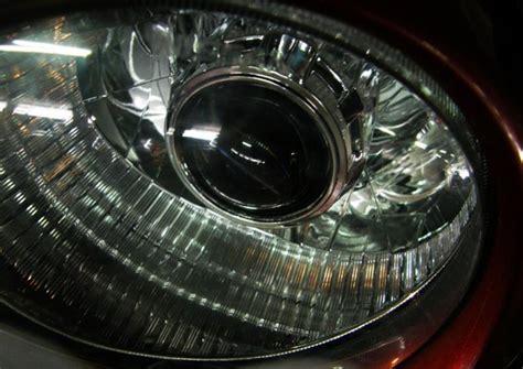 Lu Xenon Nissan Juke bi xenon lens on my juke