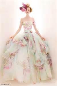 colorful wedding dresses beautiful wedding dresses models pinkous