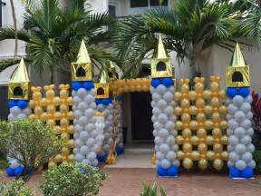castle themed decorations dreamark events birthday decorations