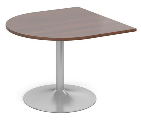 Half Moon Conference Table Half Moon Meeting Table From Tempest 1000mm Diameter Reality