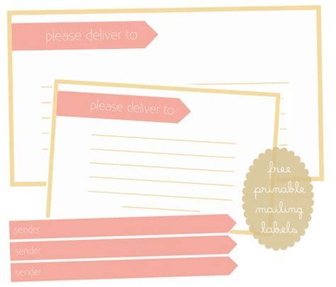 free printable envelope address labels 16 best envelope wrap labels images on pinterest