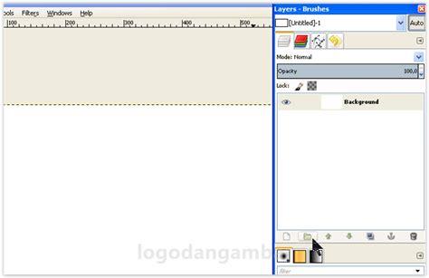 membuat watermark dengan gimp cara membuat kubus 3d dengan gimp logo logo