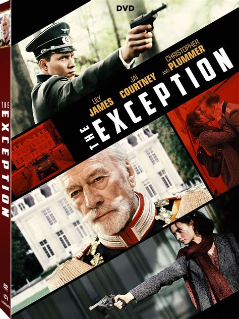 The Exception the exception dvd release date august 8 2017