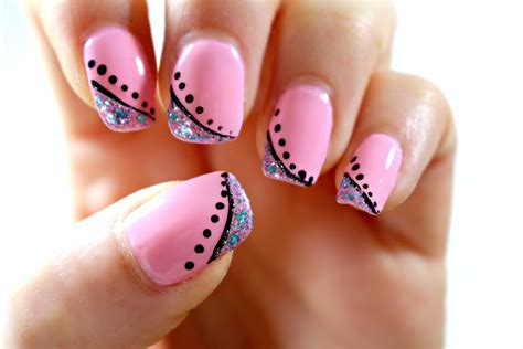 how to do nail designs step by step for beginners