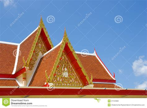 Triangle Shaped Roof Triangle Roof Stock Photo Image 21724960