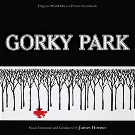 Gorky Park 1983 Film Gorky Park Soundtrack 1983