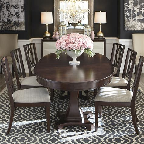 to oval dining table seats 10 chestnut brown oval dining table