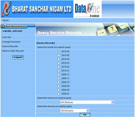 Bsnl Address Finder Bsnl Broadband Usage How To Check Bsnl Broadband Usage India Fascinates