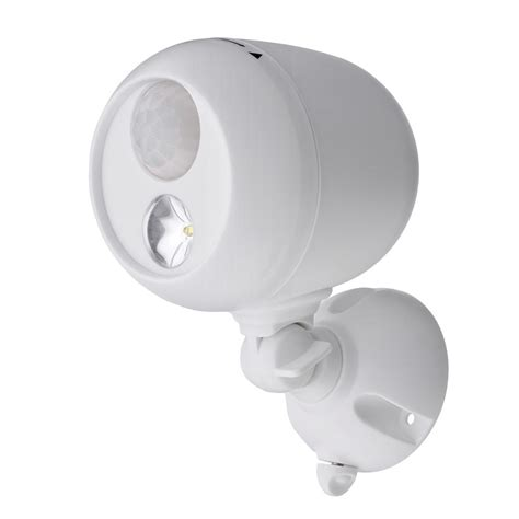 wireless motion lights outdoor mr beams outdoor white wireless motion sensing led spot