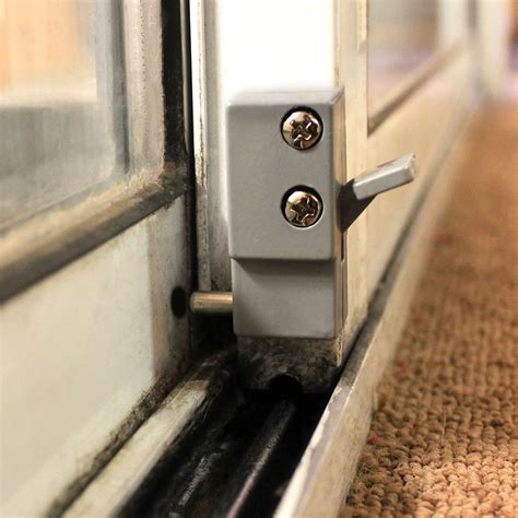 Locks For Sliding Glass Doors by Endura Flap Locks For Sliding Glass Doors Security